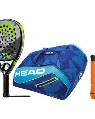 Complete pakketten met racket tas en/of schoenen